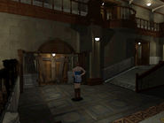 RE3 RPD Main Hall 6