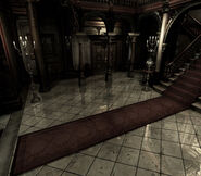 REmake background - Entrance hall - r106 00098