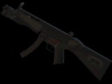 Submachine Gun (Outbreak)