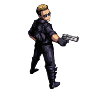 Albert Wesker RE0 Clan Master
