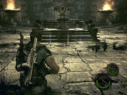 Ancient village in-game RE5 (Danskyl7) (18)
