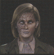 Degeneration Zombie face model 21