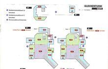 Glockenturm Karte