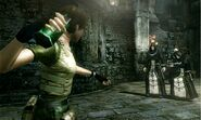 Mercenaries 3D - Rebecca gameplay 6