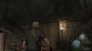 Re4 screenshot mendez gate