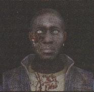 Degeneration Zombie face model 25
