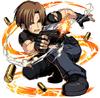 Leon RE4 Clan Master4