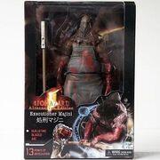 NECA - Resident Evil 5 Executioner Majini package