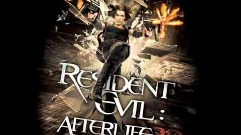 Resident Evil Afterlife OST - Exit