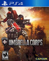 Umbrella Corps PS4 cover2