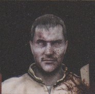 Degeneration Zombie face model 65
