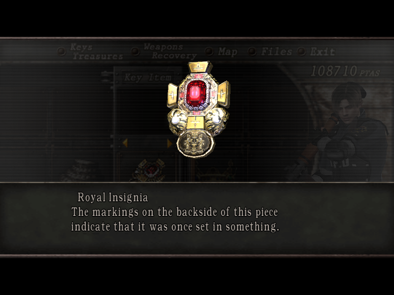 Royal insignia resident evil wiki fandom powered by wikia royal insignia aloadofball Image collections