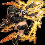BIOHAZARD Clan Master - Lady Hunk 05