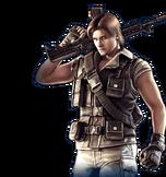 Carlos (ORC) Minna to BIOHAZARD Team Survive render