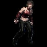 Rebecca Leather Costume 3