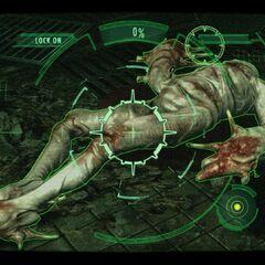 Сканирование трупа