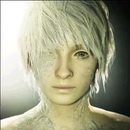 Zoe Baker calcified RE7 Avatar
