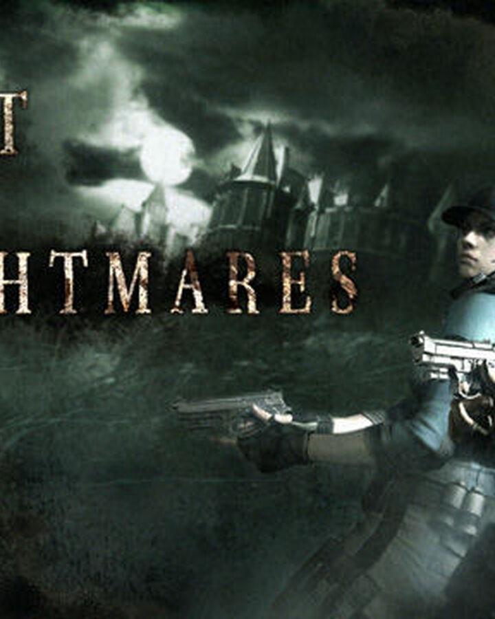 Lost In Nightmares Resident Evil Wiki Fandom