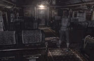 Resident Evil 0 Second class passenger car A left