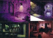 Resident Evil Zero concept art 4
