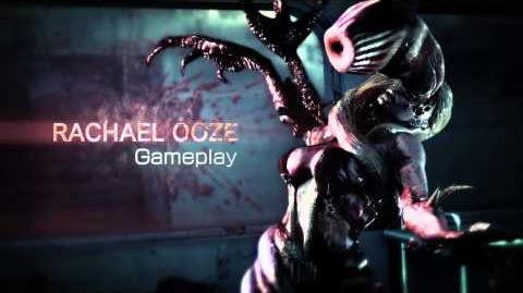 Resident Evil Revelations - Rachel Ooze DLC Trailer