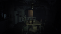 Kitchen-GuestHouse1F-RE7-Night