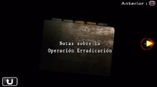Notas sobre la Operación Erradicación