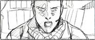 Resident Evil 6 storyboard - Fallen Hero 36