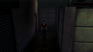 Resident Evil CODE Veronica - square in front of the guillotine - gameplay 03