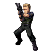 Albert Wesker RE1 Clan Master5