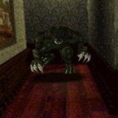 Охотник в Resident Evil