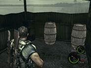 Oil field dock in-game (RE5 Danskyl7) (8)