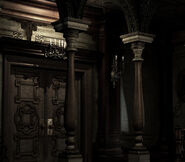 REmake background - Entrance hall - r106 00101