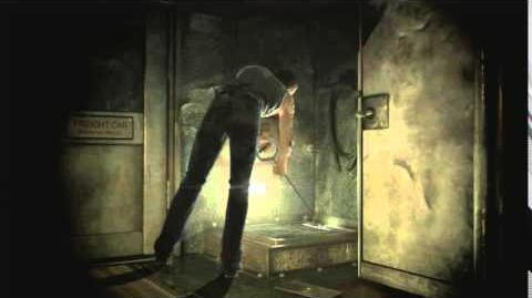 Resident Evil Zero HD Remaster cutscenes - 15 - Open the Panel 1