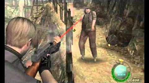 Resident Evil 4 - Armi speciali