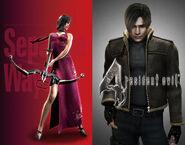 Resident Evil 4 Web Manual PS4 1