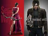 Resident Evil 4 Web Manual