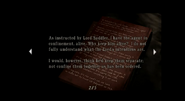 Resident Evil 4 file - Chief's Note 2