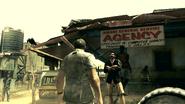 Resident Evil 5 Checkpoint 1