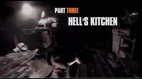Making Of Part Three Hell's Kitchen!