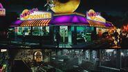 Moons donuts concept art