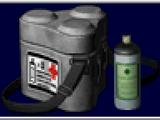F. Aid Box