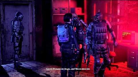 Resident Evil Operation Raccoon City all cutscenes - c-0