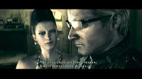 Wesker's Return