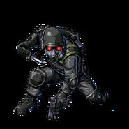 BIOHAZARD Clan Master - HUNK 10