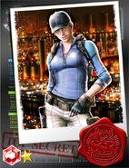 Jill Valentine BIOHAZARD Team Survivor RE5