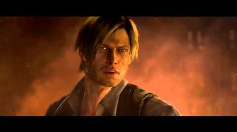 Resident Evil 6 all cutscenes - The Ties that Bind (Leon's version)