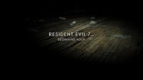 Resident Evil 7 Biohazard - Teaser Beginning Hour Прохождение ПК Walkthrough PC True Ending