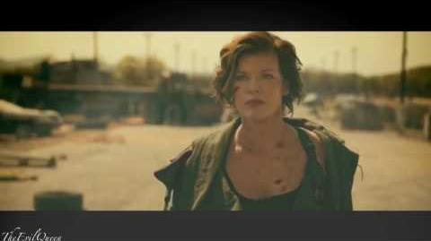 Resident evil the final chapter Alice edit toxic