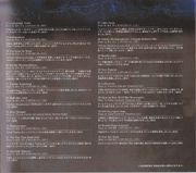 BIOHAZARD 6 ORIGINAL SOUNDTRACK booklet - page 18